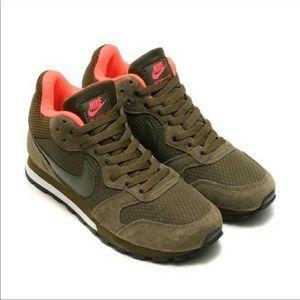 Nike MD  RUNNER 2 MID SNEAKERS